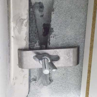 bolt the undermount sink