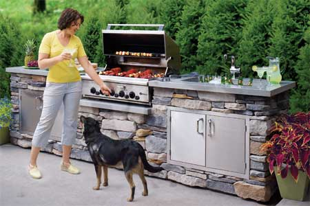 5 Amazing Diy Backyard Bbq Islands Home Matters