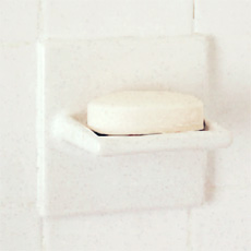 soap dish