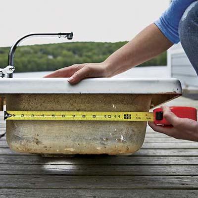 Measure The Basin