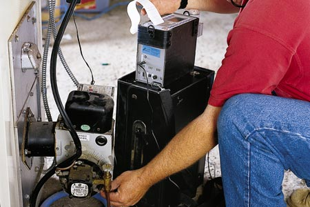 Don't forget! Now's the time to do your fall furnace maintenance