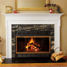How to Reface a Fireplace