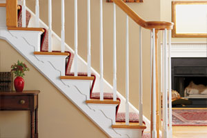 How to Add Shapely Stair Brackets