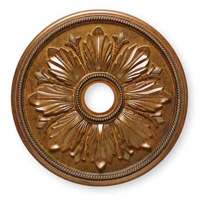 Focal Point Products Renaissance ceiling medallion