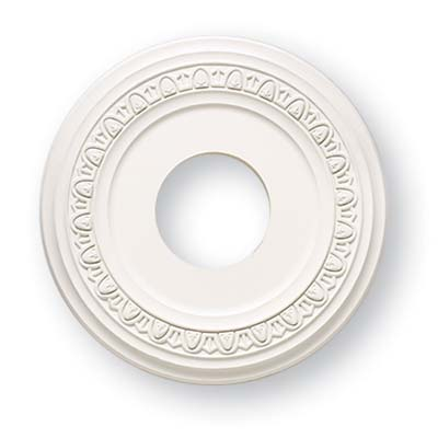 Focal Point Products Egg and Dart ceiling medallion