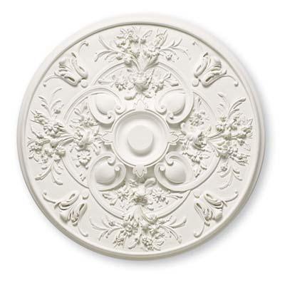 Fypon, Ltd. Rochelle ceiling medallion