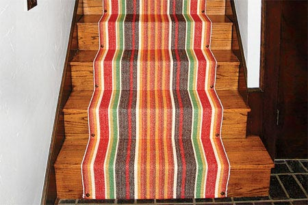 How To Install A Low Cost Stair Runner This Old House