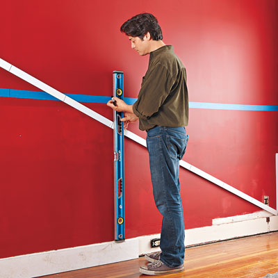 measuring walls for wainscoting