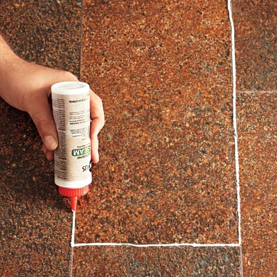Vinyl flooring seam sealer 28 images shop ivc infuze for How to seal vinyl flooring seams