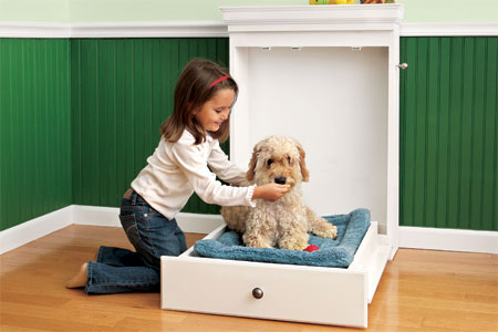 How To Build A Murphy Bed For Your Dog This Old House