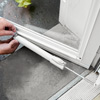 install the closer to install a storm door