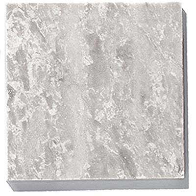 photo of art tile in Polar Grey marble style