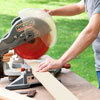 rolling outdoor grill table cut pieces of wood