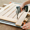 rolling outdoor grill table attach table top slats