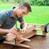 rolling outdoor grill table cut legs