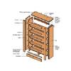 building a bookcase tout