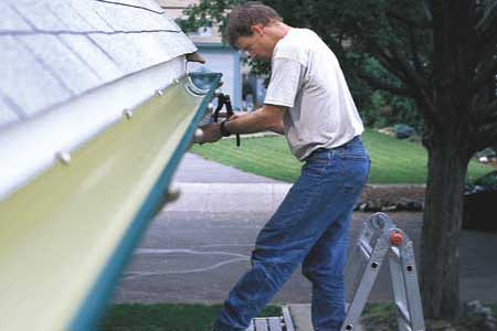 How To Install Rain Gutters This Old House