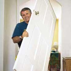 Replacing an Interior Door tout
