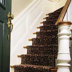 stair runner tout