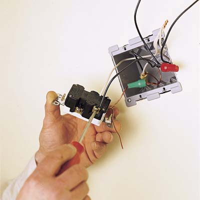 Install A Gfci Outlet How To Install Undercabinet Lighting This Old House