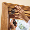 attaching a mounting bracket for a window shade
