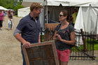 Kevin O'Connor and homeowner Katherine go to Brimfield