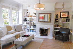 the best living room remodel from the reader remodel contest