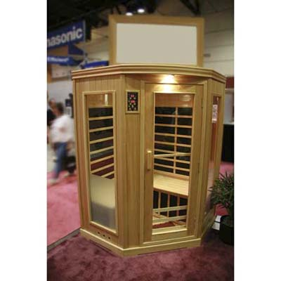 McCoy custom sauna
