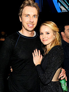 Kristen Bell Pregnant Expecting Second Child Dax Shepard