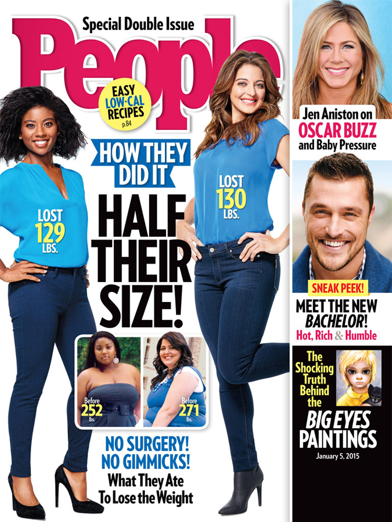 PEOPLE's Half Their Size 2014 Winners Revealed : People.com