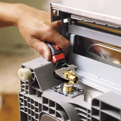 Bosch dishwasher electrical Hookup
